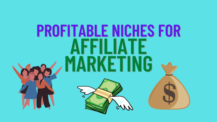 Profitable Niches For Affiliate Marketing